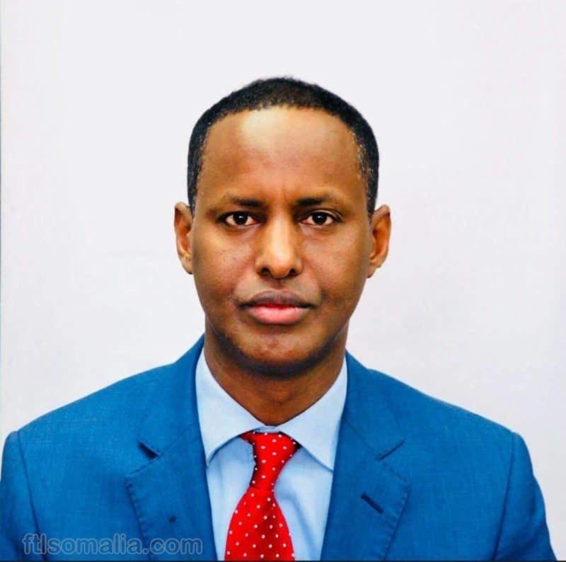 Somali male Member of Parliament, Galmudug, Abdishakur Ali Mire profile picture