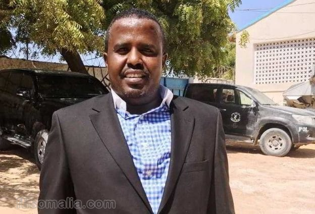 Somali Male, Member of Parliament, Abdulkadir Gafow Mohamud profile picture