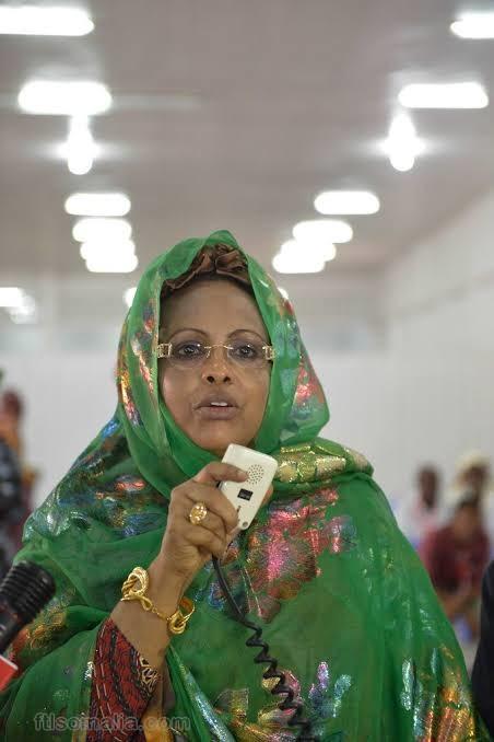 Somali Women MP, Fahma Ahmed Nur profile picture