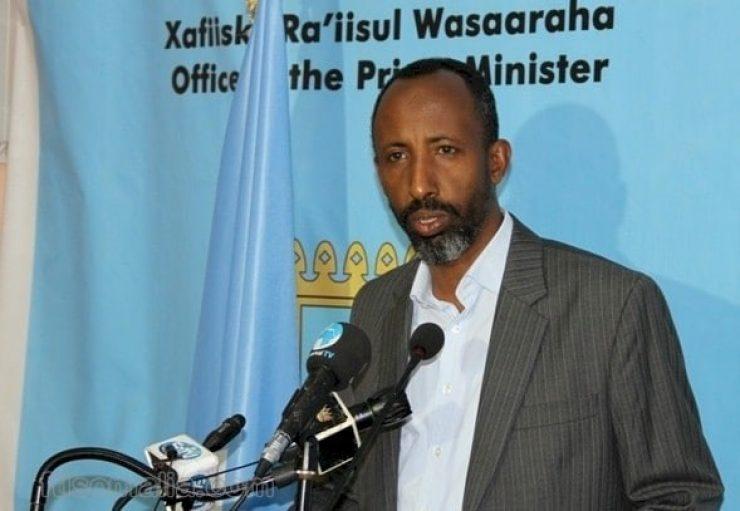 Somali Male, Member of Parliament, Farah Sheikh Abdulkadir