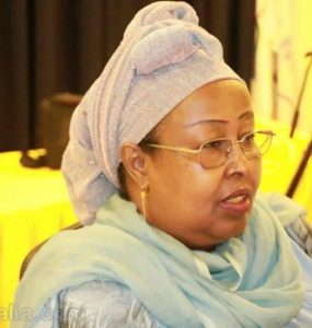 Somali Female Member of Parliament, Khadija Mohamed Diriye profile picture