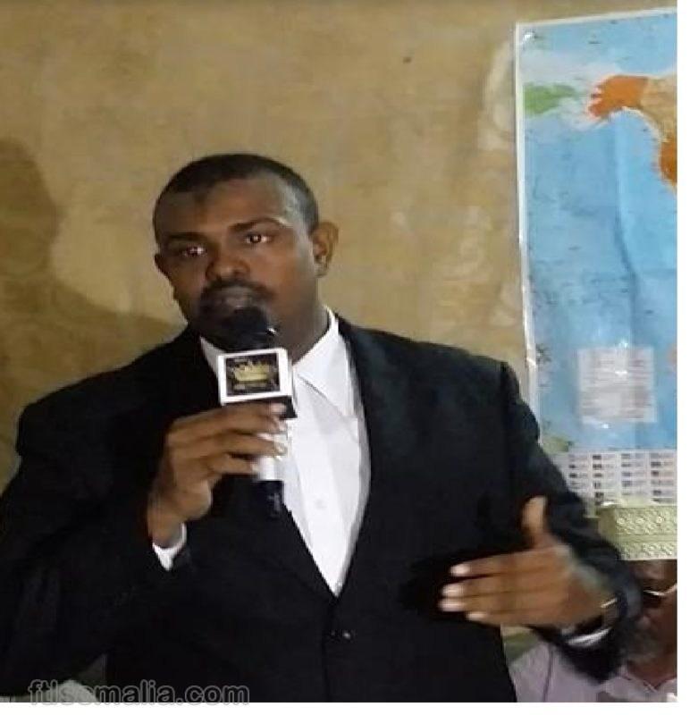 Somali male, Lutfi Sheriff Mohamed Omar profile picture