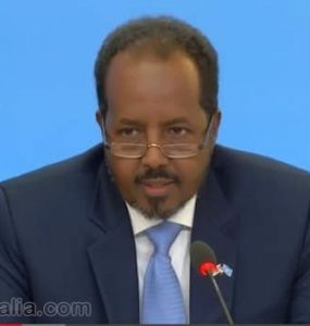 President Hassan Sheikh profile picture