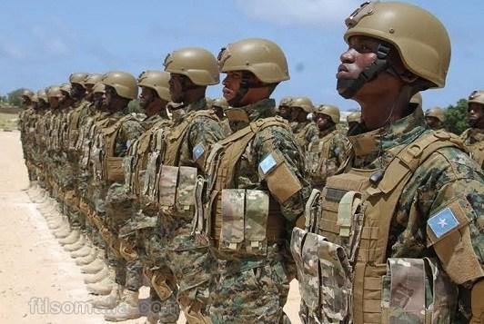 SNA Somali National Army