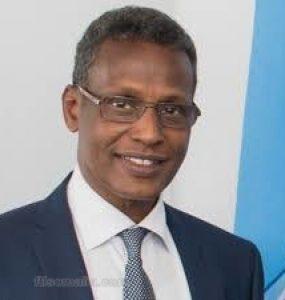 Minister Abdi Anshur Hassan