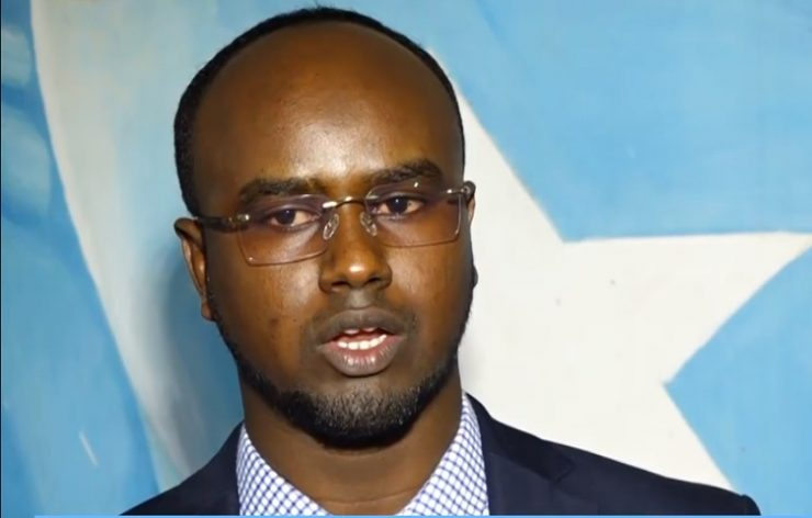 Somali Male, Memer of Parliament, v