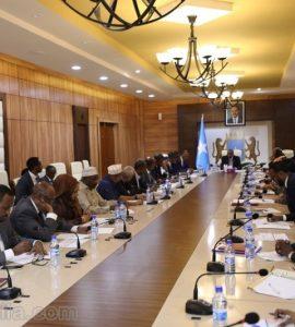 Cabinet of Somalia