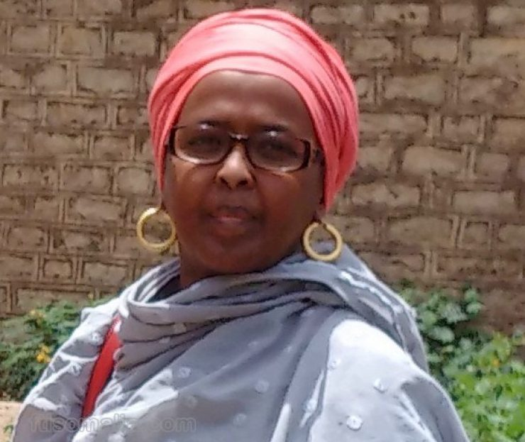 Minister Deeqa Yasin Hajji Yusuf M