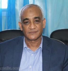 Minister Hamza Said Hamza