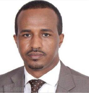 Minister Jamal Mohamed Hassan