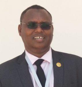 Somali Male, Member of Parliament, Jibril Abdirashid Haji
