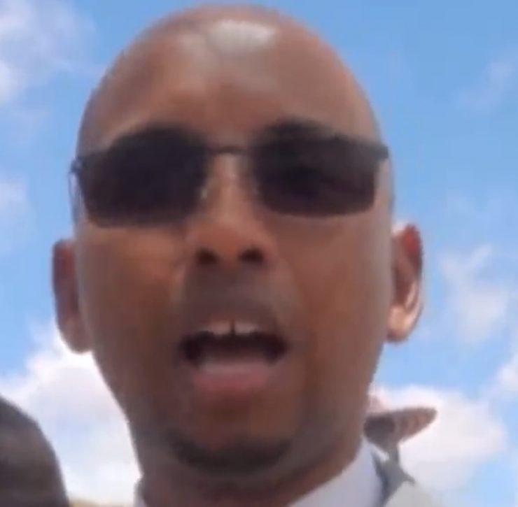 Somali Male, Member of Parliament, Leeban Osman Abdirahman