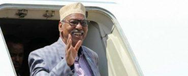 President of Galmudug State of Somalia
