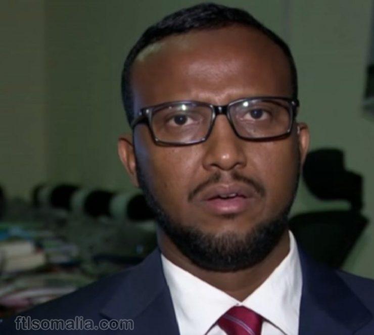 Minister Said Hussein Eid