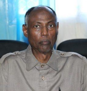 Minister Salim Alio Ibro
