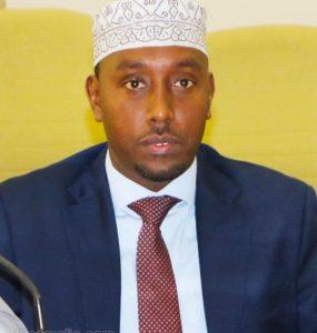 Minister Sheikh Nur Mohamed Hassan