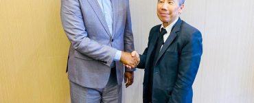 Yamamoto meeting with Madobe