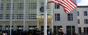 US Embassy in Mogadishu
