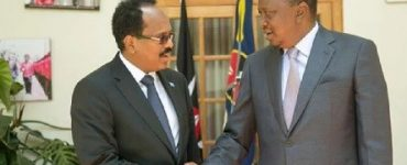Farmajo and Uhuru